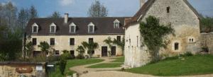 Vue du Moulin de Gémages