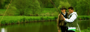 Initiation à la pêche à la mouche