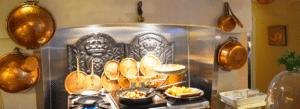 Cuisine table gourmande gastronomie