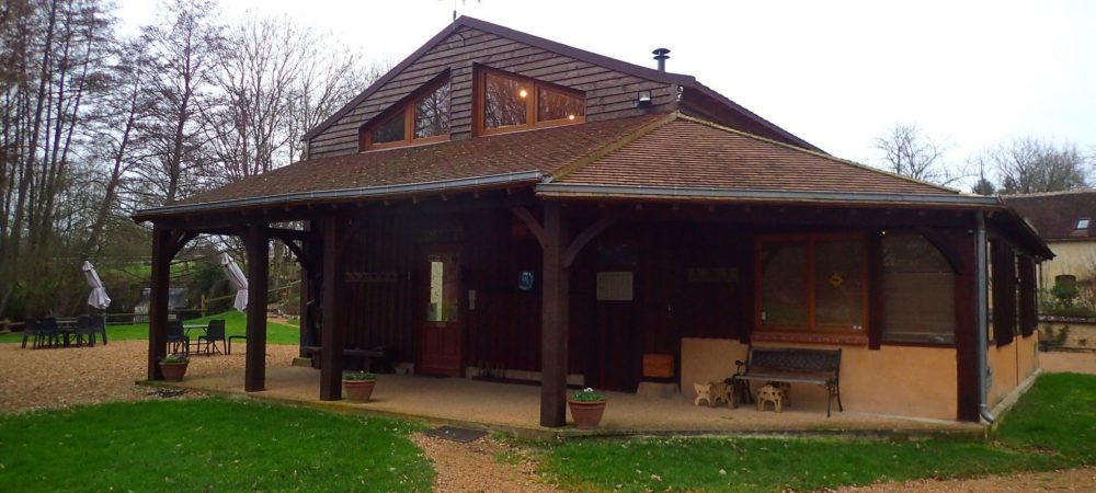 Lodge de pêche Moulin de Gém